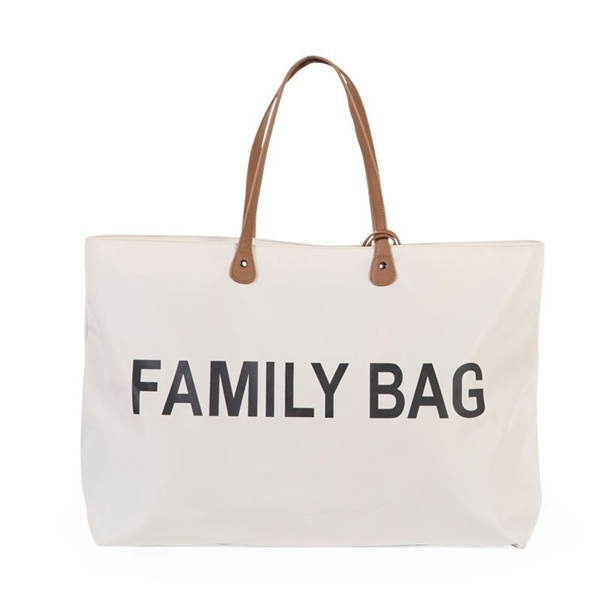 Childhome Τσάντα Family Bag, Off White
