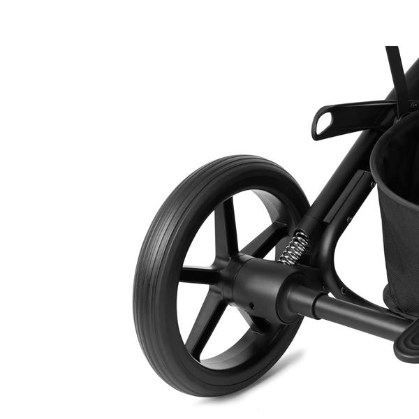 Cybex Καρότσι Balios S 2in1, Deep Black