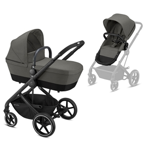Cybex Καρότσι Balios S 2in1, Soho Grey