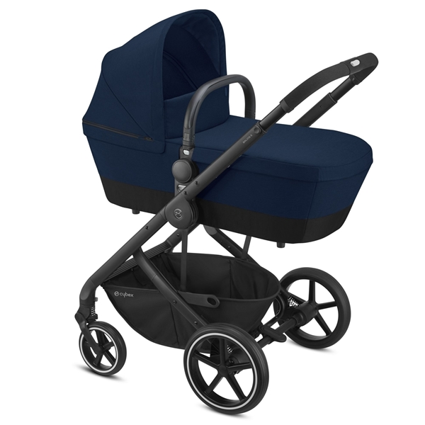 Cybex Καρότσι Balios S 2in1, Navy Blue