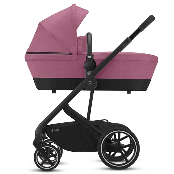 Cybex Καρότσι Balios S 2in1, Magnolia Pink