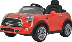 Globo Ηλεκτροκίνητο Mini Couper Cabrio 12V με Τηλεχειριστήριο