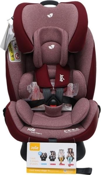 Joie Κάθισμα Αυτοκινήτου Every Stages FX ISOfix 0-36 kg. Cranberry