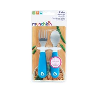 Munchkin Μαχαιροπήρουνα Raise Toddler - Μπλέ