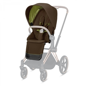 Cybex Κάθισμα Καροτσιού Priam Seat Pack, Khaki Green
