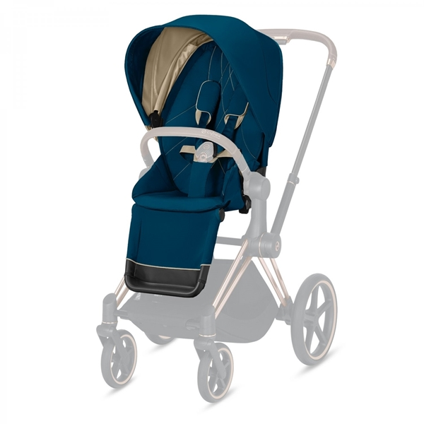 Cybex Κάθισμα Καροτσιού Priam Seat Pack, Mountain Blue
