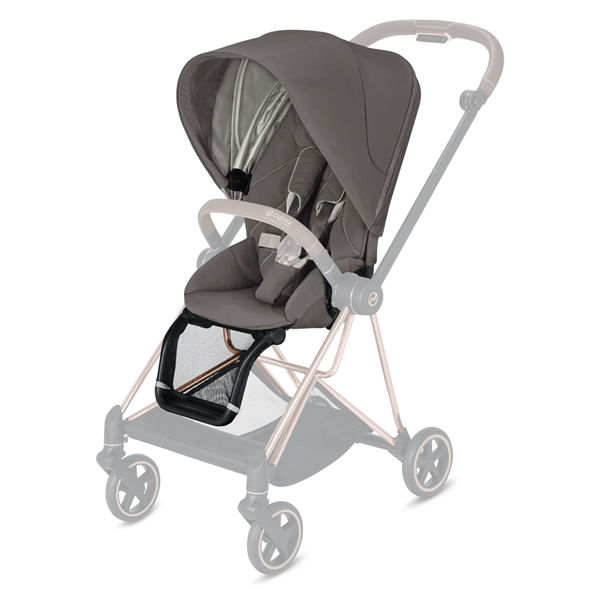 Cybex Κάθισμα Καροτσιού Mios Seat Pack, Soho Grey