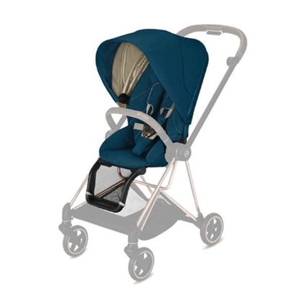 Cybex Κάθισμα Καροτσιού Mios Seat Pack, Mountain Blue