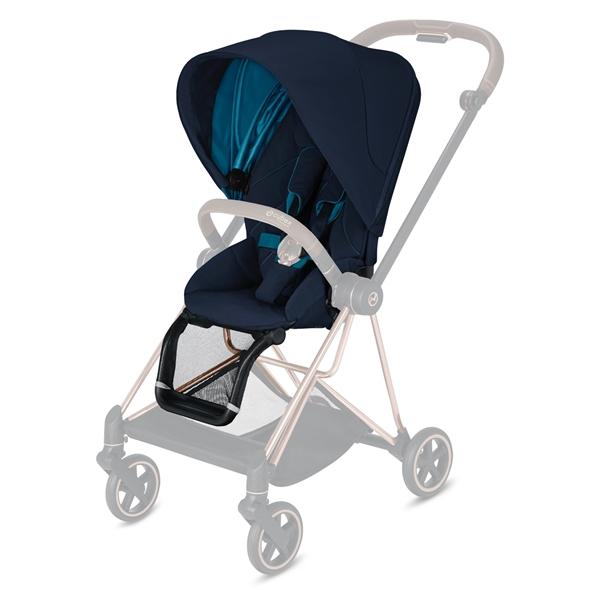 Cybex Κάθισμα Καροτσιού Mios Seat Pack, Nautical Blue