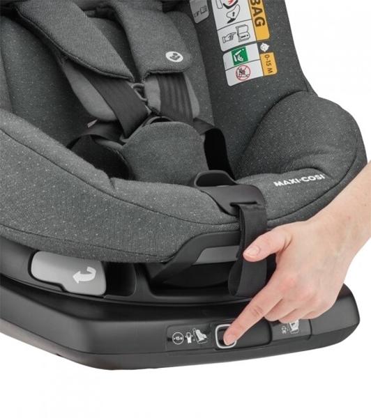 Maxi-Cosi® Κάθισμα Αυτοκινήτου AxissFix I-Size, Sparkling Grey