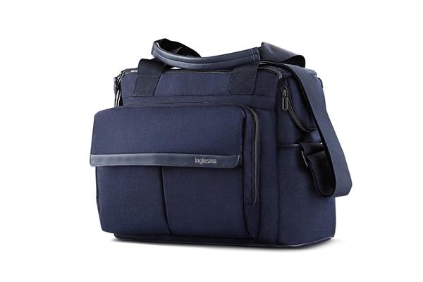 Inglesina Τσάντα Αλλαγής Aptica Dual Bag, Portland Blue