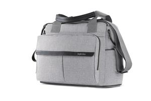 Inglesina Τσάντα Αλλαγής Aptica Dual Bag, Silk Grey