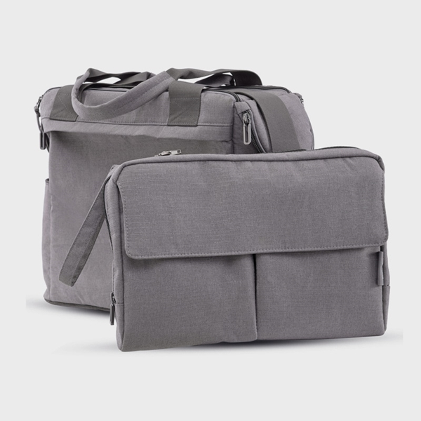 Inglesina Τσάντα Αλλαγής Aptica Dual Bag, Silk Grey