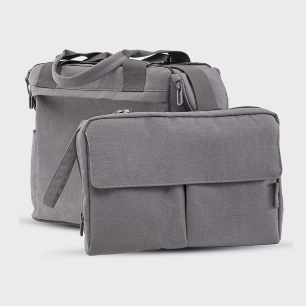 Inglesina Τσάντα Αλλαγής Aptica Dual Bag, Stone Grey