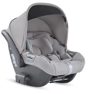 Inglesina Κάθισμα Αυτοκινήτου Cab 0-13kg, Silk Grey