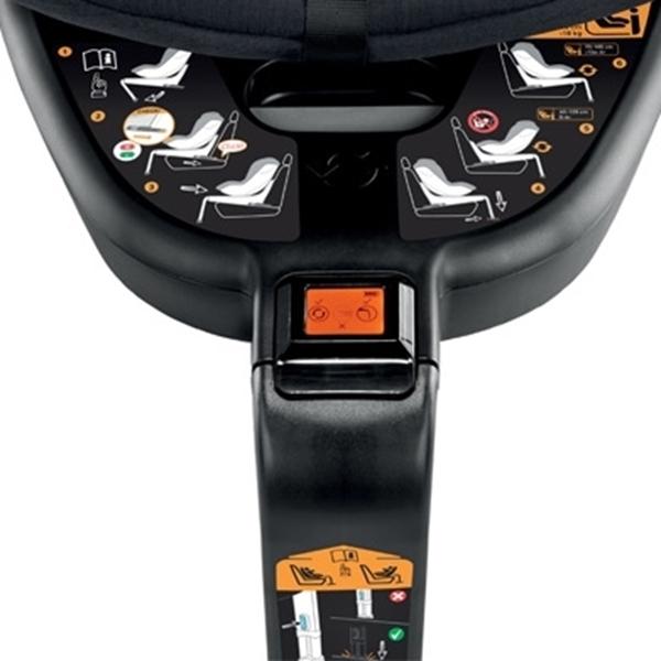 Inglesina Κάθισμα Αυτοκινήτου Keplero I-Size 360° 0-18 kg. Navy