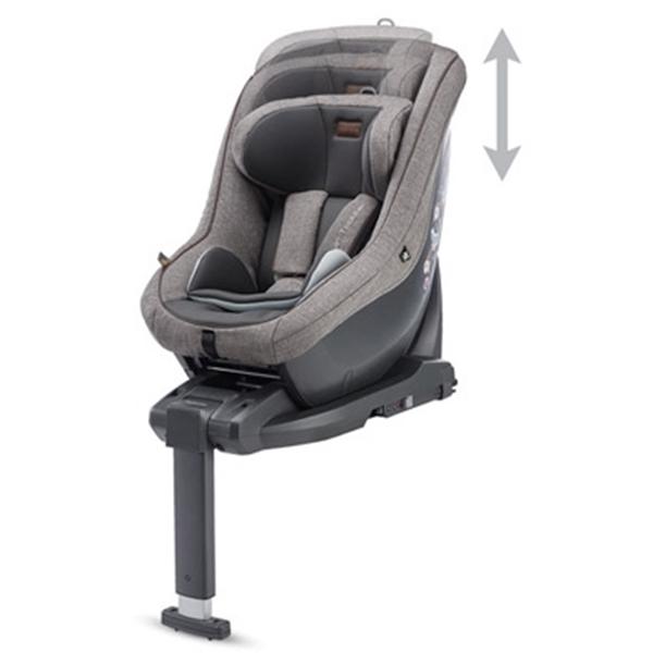 Inglesina Κάθισμα Αυτοκινήτου Darwin Toddler I-SIZE, Mystic Black