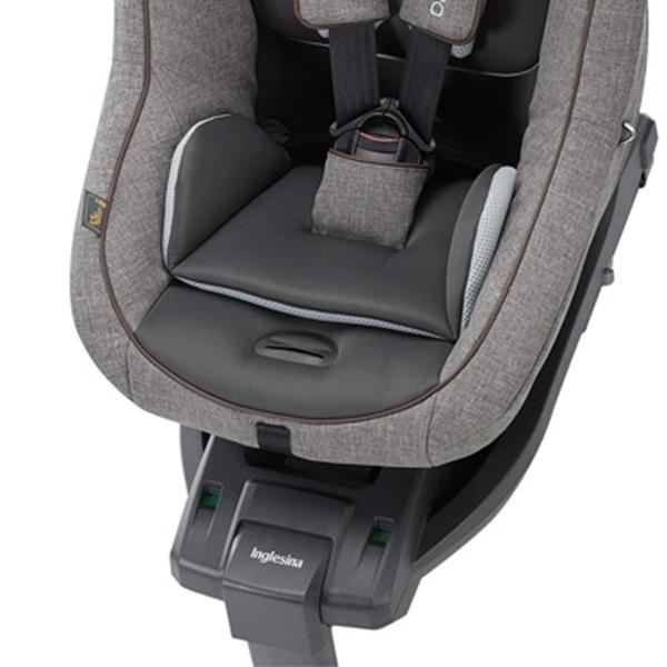 Inglesina Κάθισμα Αυτοκινήτου Darwin Toddler I-SIZE, Portland Blue