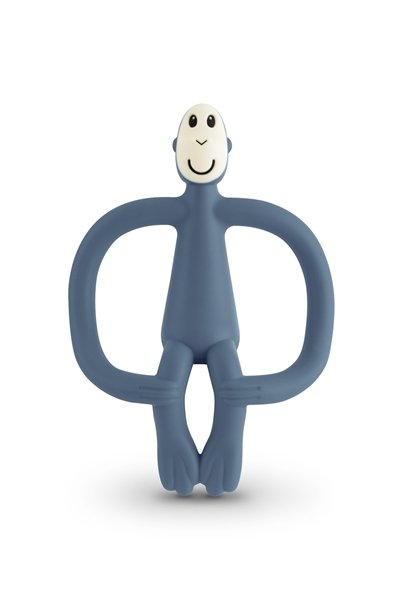 Matchstick Monkey Μασητικό Oδοντοφυΐας Airforce Blue