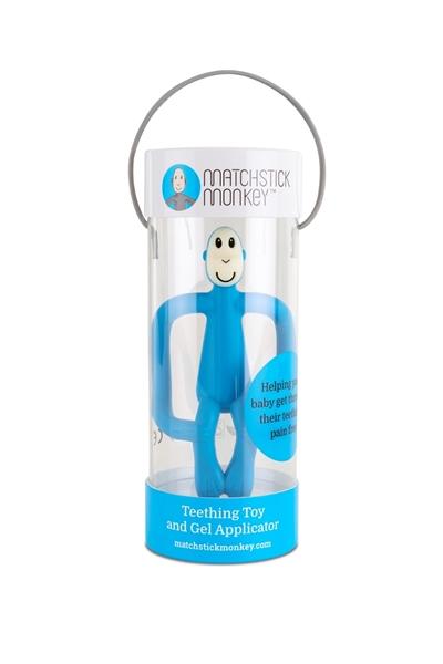 Matchstick Monkey Μασητικό Oδοντοφυΐας - Light Blue