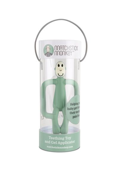 Matchstick Monkey Μασητικό Oδοντοφυΐας - Mint Green