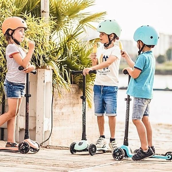 Scoot & Ride Παιδικό Πατίνι HighWayKick 3, Blueberry