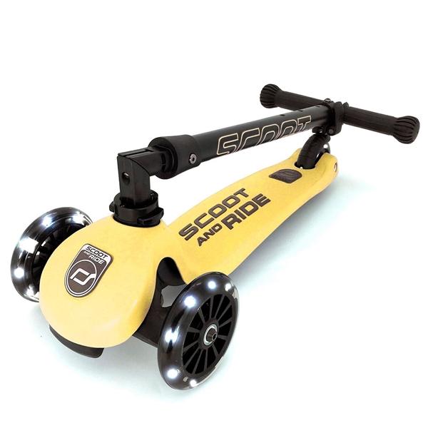 Scoot & Ride Παιδικό Πατίνι HighWayKick 3, Lemon