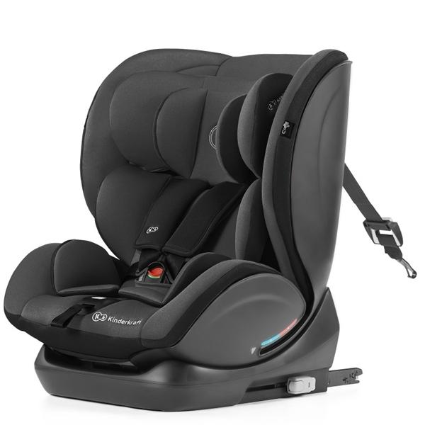 Kinderkraft Κάθισμα Αυτοκινήτου MyWay IsoFix 0-36kg - Black