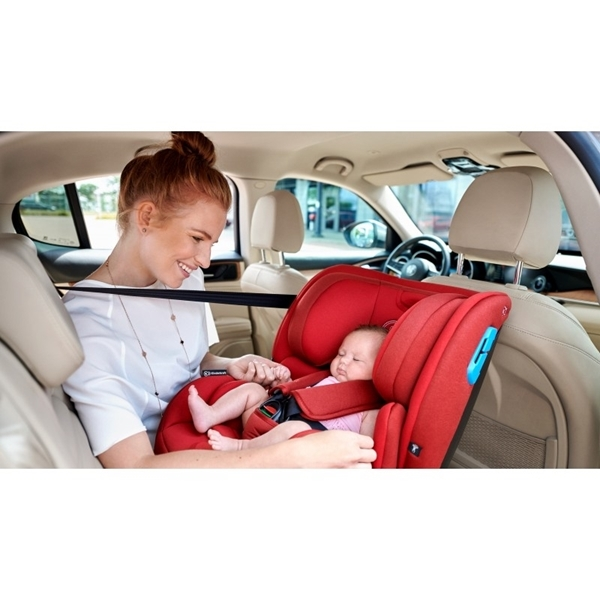 Kinderkraft Κάθισμα Αυτοκινήτου Vado IsoFix 0-25kg - Black