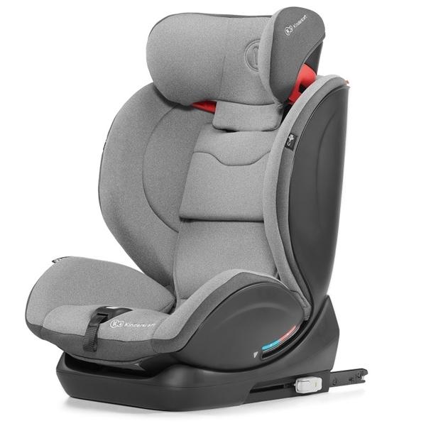 Kinderkraft Κάθισμα Αυτοκινήτου MyWay IsoFix 0-36kg - Grey