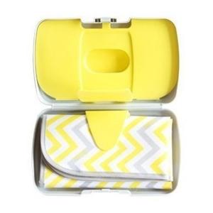 B.Box The Diaper Wallet Mellow Lellow