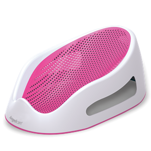 Angelcare Αντιολισθητική Βάση Μπάνιου Pink