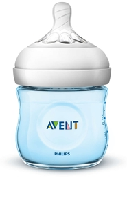Philips Avent Natural μπιμπερό 125ml, Blue