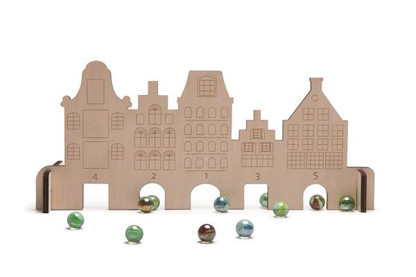 BS Marble Houses – Σπιτάκια & Βόλοι