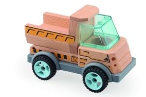 BS Toys Construction Cars – Αυτοκινητάκια Οικοδομής - Φορτηγό