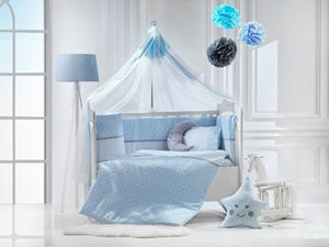 Abo Σετ Προίκας 9τμχ - Carousel Blue