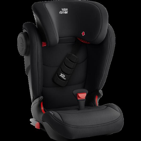 Britax Κάθισμα Αυτοκινήτου KidFix III S 15-36kg., Cosmos Black