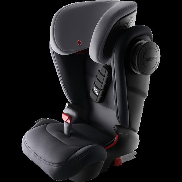 Britax Κάθισμα Αυτοκινήτου KidFix III S 15-36kg., Storm Grey
