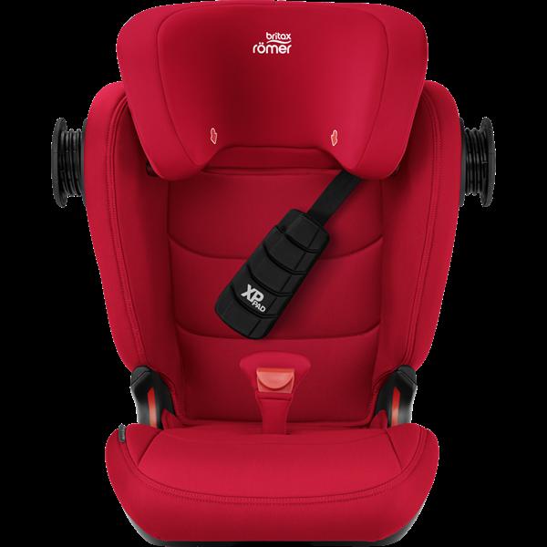 Britax Κάθισμα Αυτοκινήτου KidFix III S 15-36kg., Fire Red