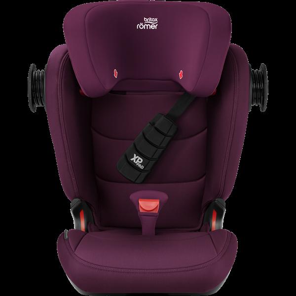 Britax Κάθισμα Αυτοκινήτου KidFix III S 15-36kg., Burgundy Red
