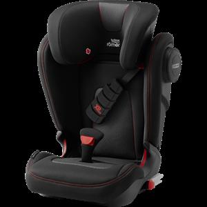 Britax Κάθισμα Αυτοκινήτου KidFix III S 15-36kg., Cool Flow Black