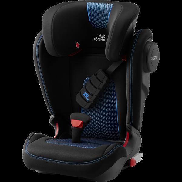 Britax Κάθισμα Αυτοκινήτου KidFix III S 15-36kg., Cool Flow Blue