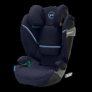 Cybex Παιδικό Κάθισμα Solution S i-Fix, 15-36 kg. Navy Blue