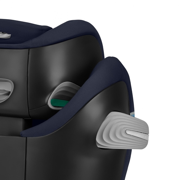Picture of Cybex Παιδικό Κάθισμα Solution S i-Fix, 15-36 kg. Navy Blue