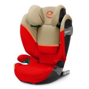 Cybex Παιδικό Κάθισμα Solution S i-Fix, 15-36 kg. Autumn Gold