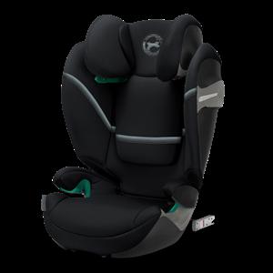 Cybex Παιδικό Κάθισμα Solution S i-Fix, 15-36 kg. Deep Black