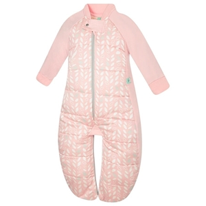 Picture of ergoPouch Sleep Suit Υπνόσακος βρεφικός 2 σε 1  2.5 tog 8-24 μηνών Spring Leaves