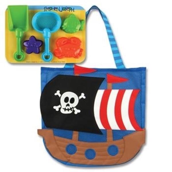 Stephen Joseph Τσαντούλα Παραλίας με Παιχνίδια, Pirate