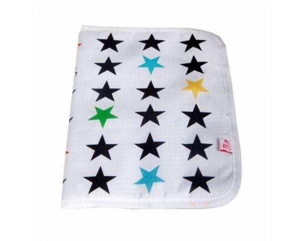 MyBags Θήκη για Βιβλιάριο White Stars