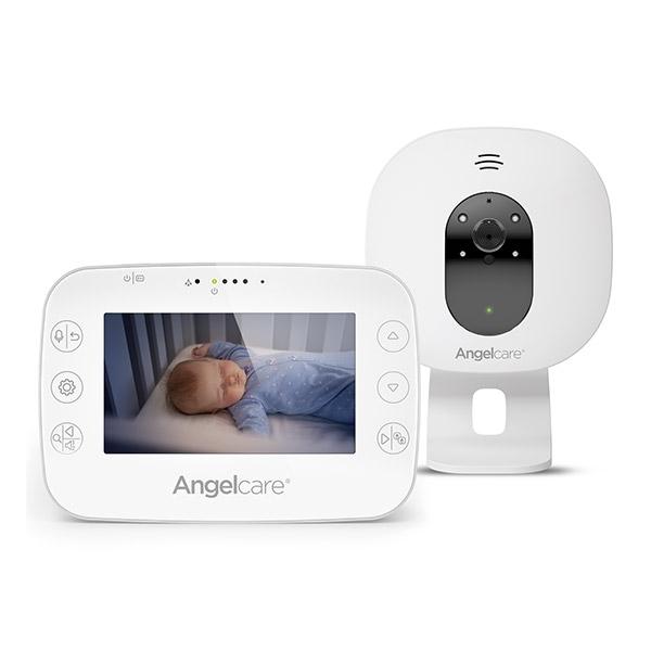 Angelcare Ψηφιακή Ενδοεπικοινωνία με Βίντεο AC320